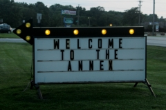 Annexwelcomesign