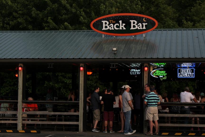 Pizzeria Uno The Back Bar - Pizzeria UNO