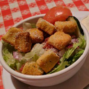 the uno salad