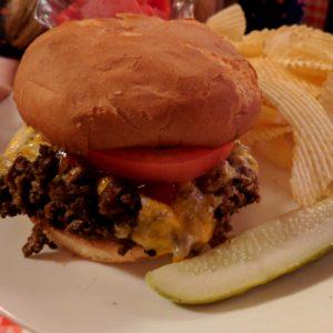 The Uno Burger